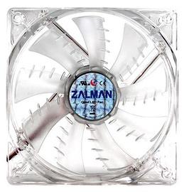 Zalman Ultra Quiet Fan 120mm Blue ZM-F3 LED(SF)