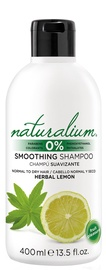Šampūnas Naturalium Herbal Lemon Smoothing, 400 ml