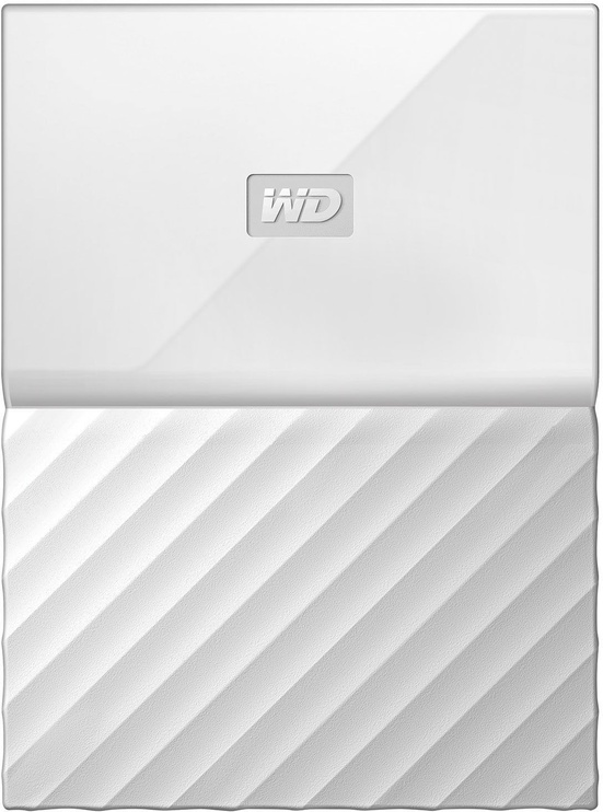 Western Digital 2TB My Passport USB 3.0 White WDBYFT0020BWT-WESN
