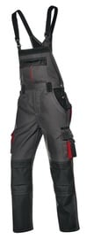 Sir Safety System Harrison Bib-Trousers Grey 54