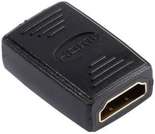 Vivanco Adapter HDMI to HDMI Black 47076