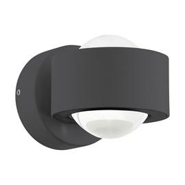 Sieninis šviestuvas Eglo Ono 2 96049, 2 x 2,5 W, LED