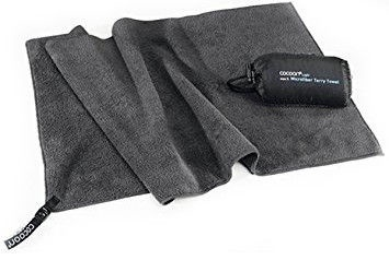 Cocoon Microfiber Terry Towel Grey XL