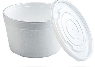 Merkant Lid For Thermo Soup Containers 460ml EPS 50PCS