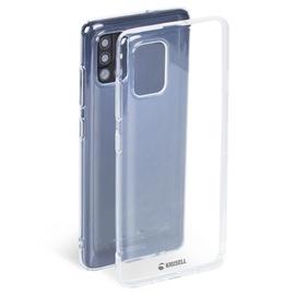 Чехол Krusell Soft Cover For Samsung Galaxy A51, прозрачный, 6.5 ″