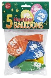 Viborg Balloons Number 2 5pcs 80506-2H