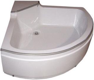 Gotland Shower Tray 80x300x80 White