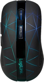 LogiLink Optical Gaming Mouse Black ID0171