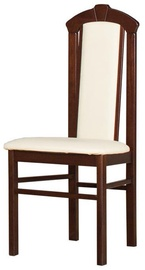 Bodzio Chair KB Walnut/Pearl 20S