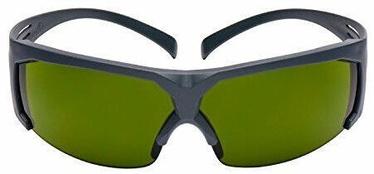 3M SecureFit Safety Glasses Grey/Green