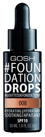 Gosh Foundation Drops 30ml 08