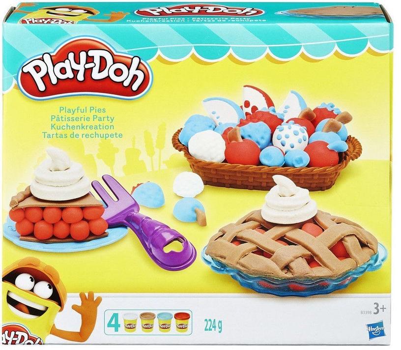 Hasbro Play-Doh Playful Pies Set B3398