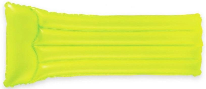 Täispuhutav madrats Intex Neon Frost, roheline, 1830x760 mm