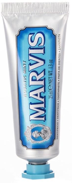 Dantų pasta Marvis Aquatic Mint 25ml