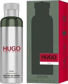 Hugo Boss Hugo Man Spray On-The-Go 100ml EDT