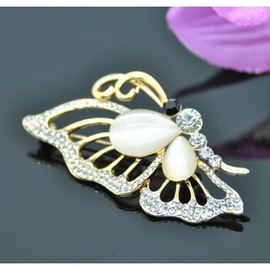 Vincento Brooch With Zirconium Crystal LD-1120