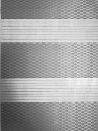 Veltņu aizkari Domoletti Rattan D&N, pelēka, 1400 mm x 2300 mm