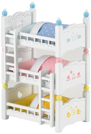 Epoch Sylvanian Families Triple Bunk Beds 2919