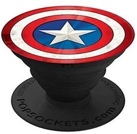 Popsocket Collapsible Smartphone Finger Grip Holder Captain America Shield Icon
