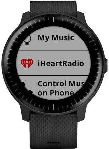 Išmanus laikrodis Garmin Vivoactive 3 Music Black