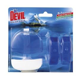 Unitazų želė Dr. Devil Polar Aqua, 3 x 55 ml