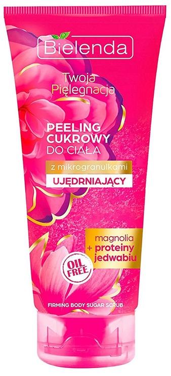 Bielenda Your Body Care Firming Sugar Scrub 200ml