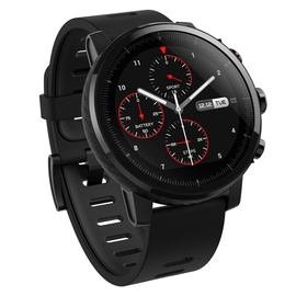 Išmanusis laikrodis Xiaomi Amazfit Stratos, juodas