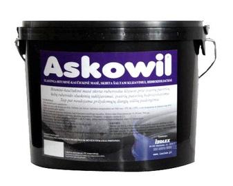 Bituminė mastika Izolex Askowil, 10 kg