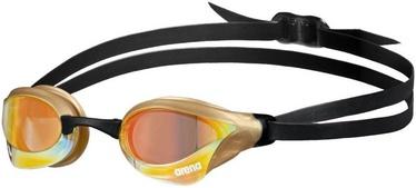 Arena Cobra Core Swipe Goggles Yellow/Gold