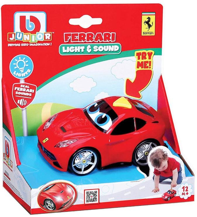 Bburago Junior Ferrari 48 GTB With Light & Sound 16-81002