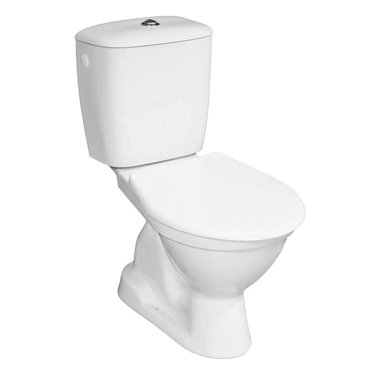 Tualete Jika Norma H8602710007871, ar vāku, 360x640 mm