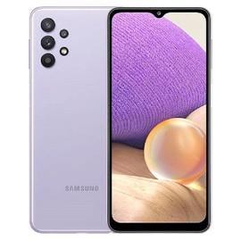 Мобильный телефон Samsung Galaxy A32, фиолетовый, 4GB/128GB