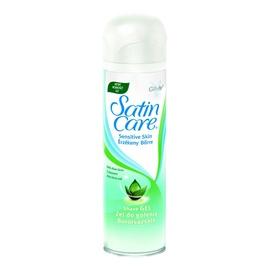 Skutimosi želė Gillette Satin Care Sensitive, 0,2 l