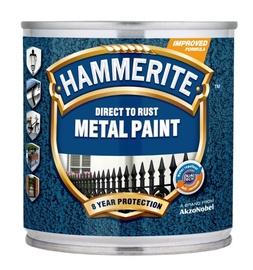Krāsa Hammerite melns āmurkalums 250ml