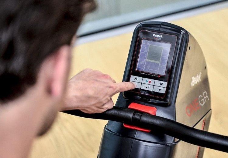 Reebok GR Rowing Machine RVON-11650