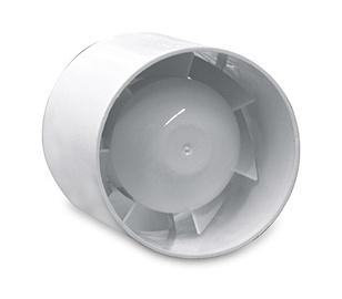 Kanalinis ventiliatorius Dospel D100 Euro 1
