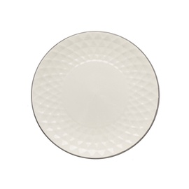 Taldrik SN Diamond Dinner Plate 27cm Beige