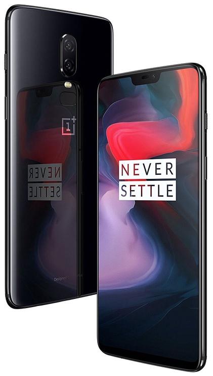 Mobilus telefonas OnePlus 6 8/128 Dual Mirror Black