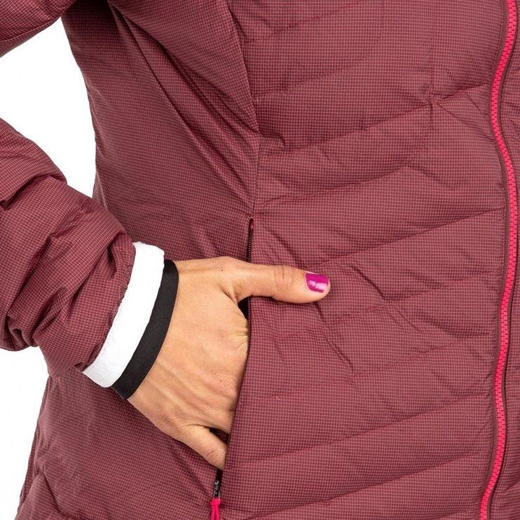 La Sportiva Down Jacket Azaira Wine/Orchid S