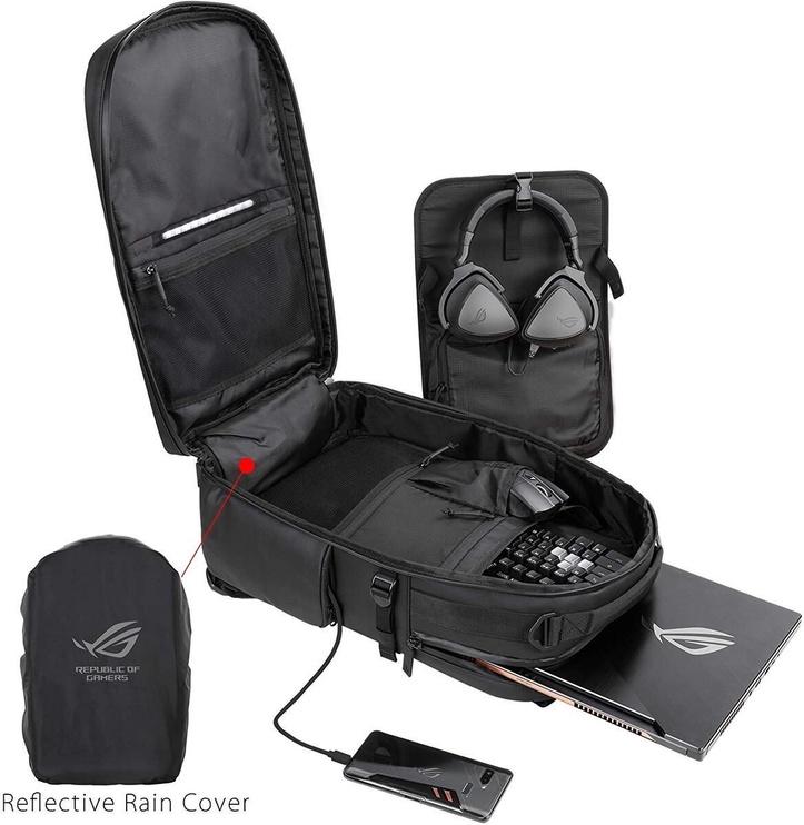 Asus ROG Ranger BP3703 RGB Modular Gaming Backpack