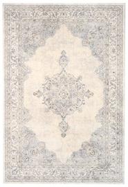 Ковер Domoletti Da Vinci 057-0174_6666, серый/кремовый, 195x133 см