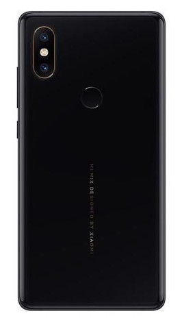 Xiaomi Mi Mix 2S Dual 6/128GB Black