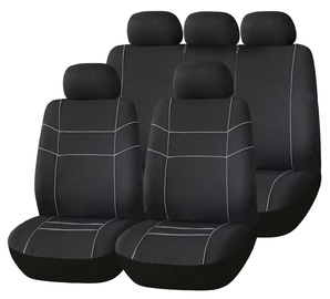 Bottari Vector Seat Cover Set Black Grey