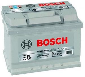 Аккумулятор Bosch High Performance S5 004, 12 В, 61 Ач, 600 а