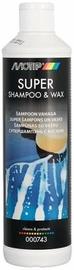 Шампунь Motip Super Shampoo & Wax, 500 мл