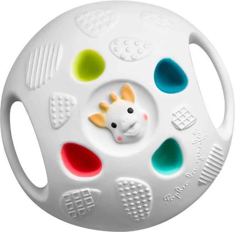 Прорезыватель Vulli So Pure Senso Ball 220125