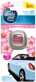 Automobilio oro gaivklis Ambi Pur Flowers & Spring, 2 ml