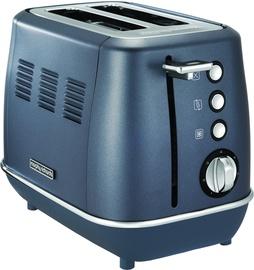 Morphy Richards Evoke Special Edition 2 Slice Toaster Steel Blue 224402
