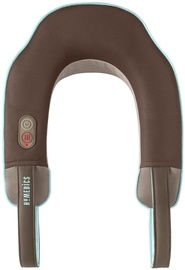 Homedics Neck Massager With Heat NMSQ-215A Brown