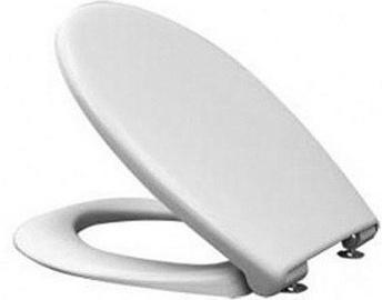 Sanitas Classic Duroplast Soft Close White